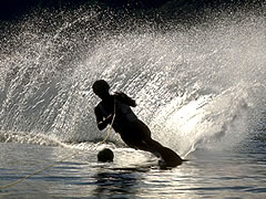 水上スキー